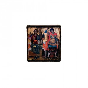 Εικόνα (μαγνήτης) Άγιος Γεώργιος Δρακοντοκτόνος