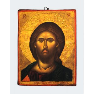 Εικόνα του Χριστού του Εμμανουήλ Τζάνε Μπουνιαλή