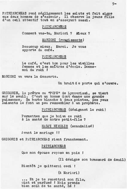 Nikos Kazantzakis pages :: Son œuvre :: Versions et ...